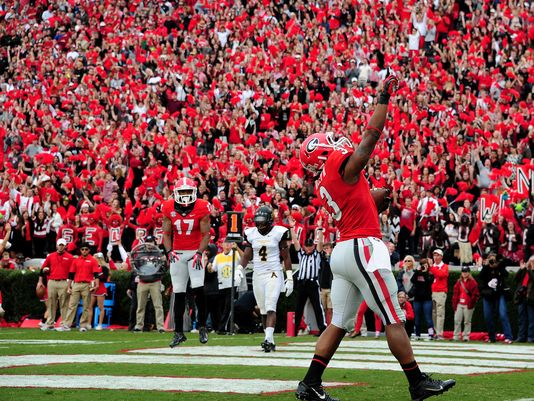 gurley crowd