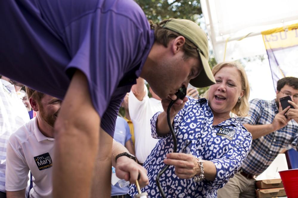 Louisiana Senate Campaign